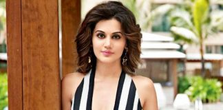 No high more energising than being self made: Taapsee