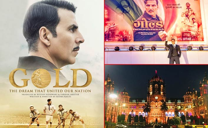 Iconic landmarks across India to turn GOLD