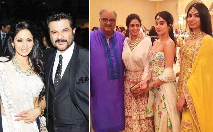 Janhvi Kapoor Shares A Throwback Pic On Mom Sridevi's First Birth Anniversary