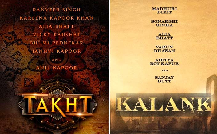 KJo announces next directorial 'Takht' and the star-cast is mind-blowing