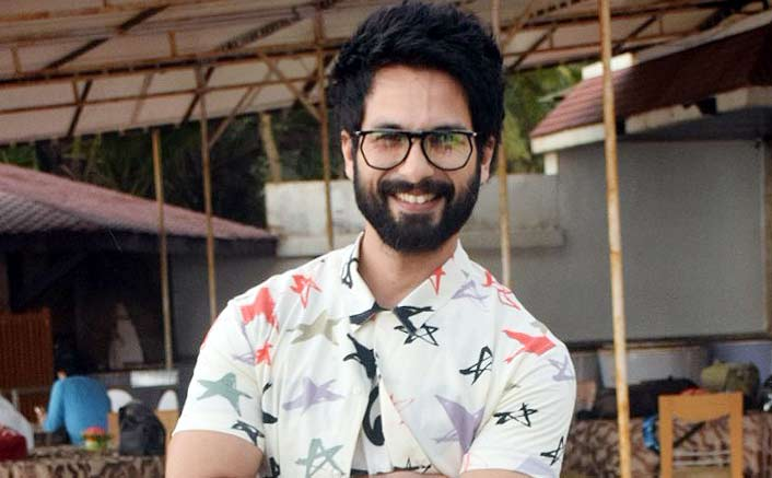 Being a parent is above all, says Shahid Kapoor