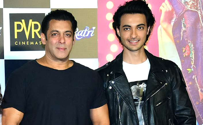 Was pissed off with Aayush before 'LoveRatri': Salman Khan