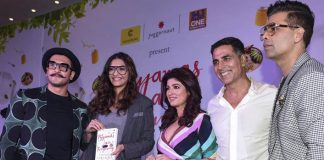 All my films should be banned: Twinkle Khanna