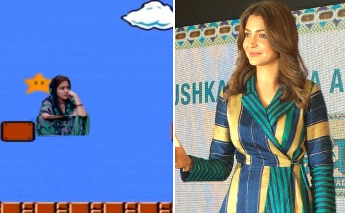 Anushka Sharma Reacts On Her Sui Dhaaga Memes; Reveals Which Is Her Favourite One!