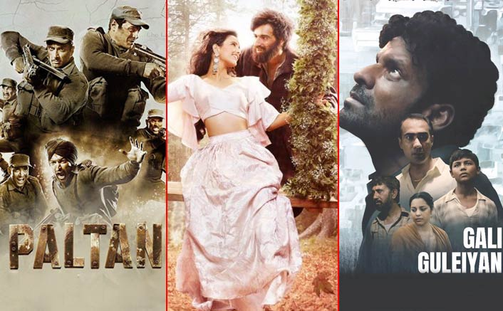 Box Office - Paltan, Laila Majnu, Gali Guleiyan are commercial disasters