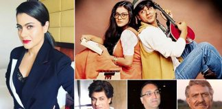Eela Helicopter Actress Kajol: Don't Think SRK, Aditya Chopra, Amrish Ji Or Me Can Take The Credit For DDLJ