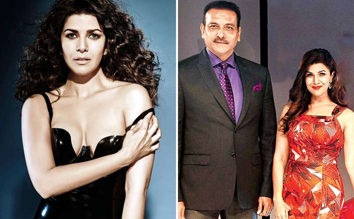 Nimrat Kaur breaks her silence on link-up rumours with Ravi Shastri