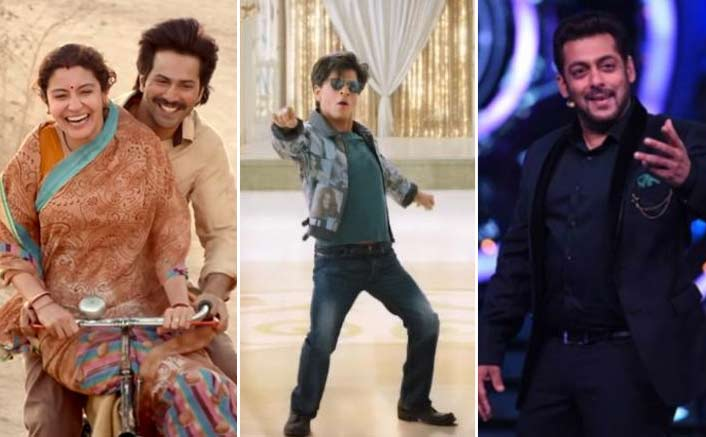 From Varun Dhawan's Sui Dhaaga To Shah Rukh Khan's Zero: 7 Films To Be Promoted On Salman Khan's Bigg Boss 12!