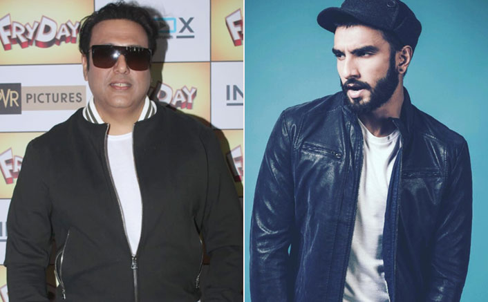 Govinda enjoyed working with Ranveer Singh