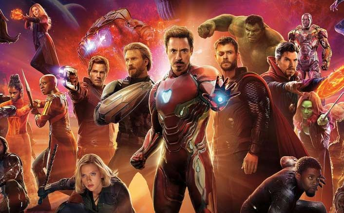 'Avengers: Infinity War' Hindi version to be re-released in India