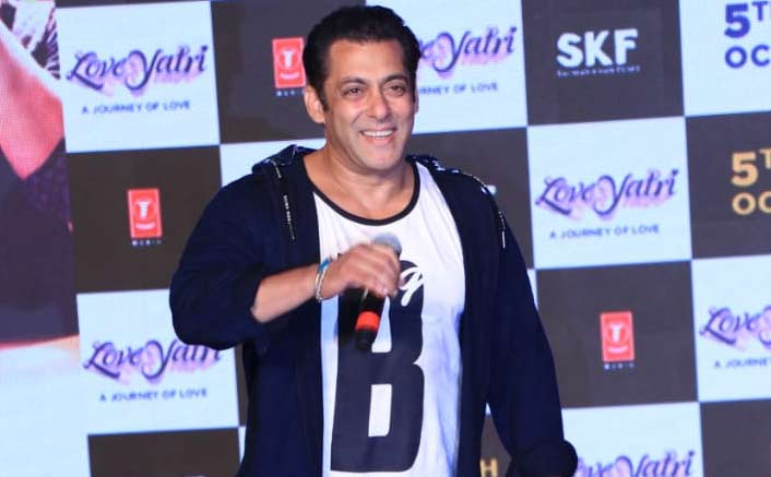SC says no coercive action against Salman Khan produced movie Loveyatri