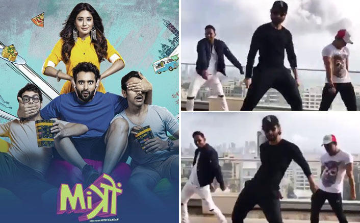 Mitron Can You Beat Jackky Bhagnani S Moves In This Kamariya Challenge