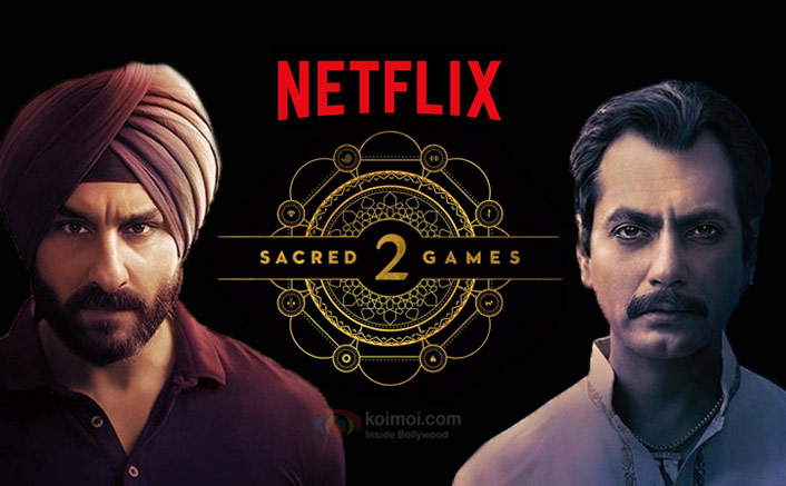 Netflix renews Sacred Games for a second season