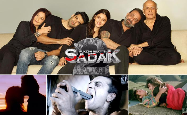 Confirmed! Mahesh Bhatt to direct `Sadak 2`; Alia Bhatt shares teaser