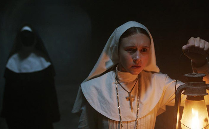 The Nun Opens #1 At Weekend Box Office