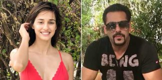 This Is How Disha Patani Feels About Working With Salman Khan!