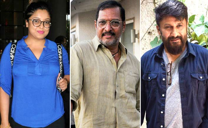 Tanushree Dutta slapped with legal notices by Nana Patekar, Vivek Agnihotri
