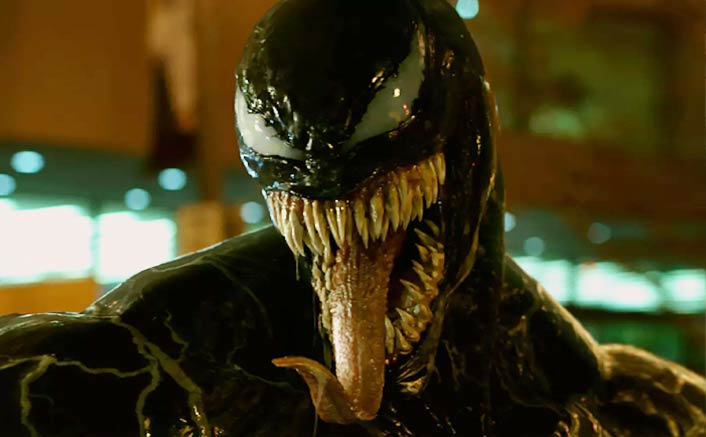 'Venom' sets October box office record with $80 million debut