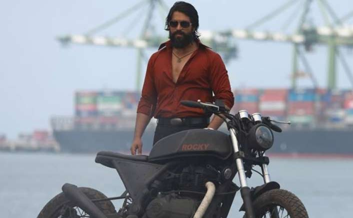 Box Office: Yash's KGF (Hindi) Crosses Rajinikanth's Robot