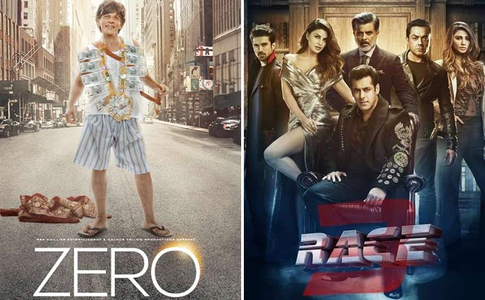 Zero Box Office Day 1 VS Salman Khan's Race 3 Worth Of 29 17