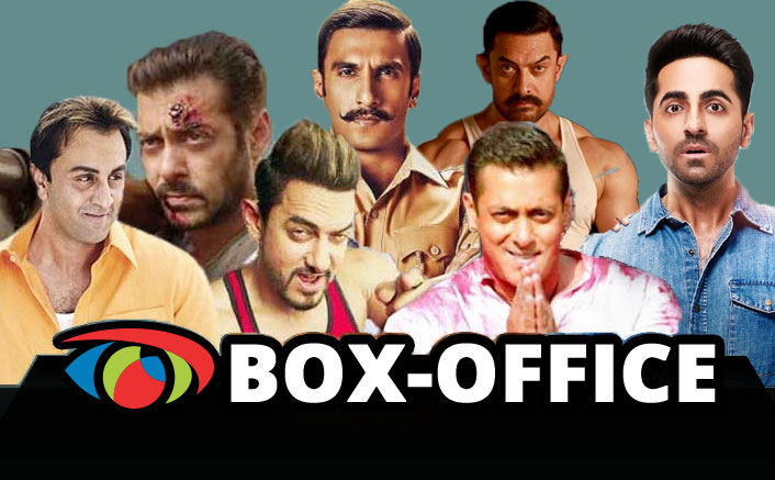 Bollywood's Top Worldwide Grossers | Gross Business Of Over