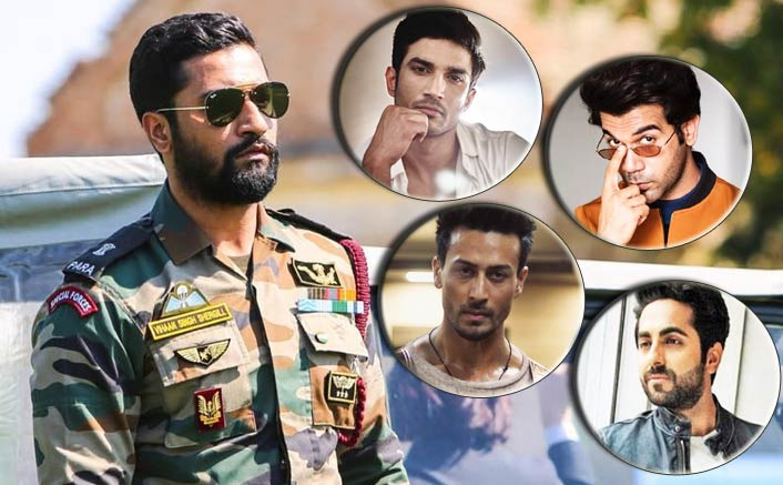 Uri: The Surgical Strike Box Office: Vicky Kaushal Beats