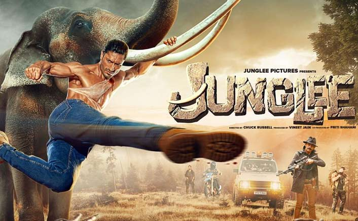 Junglee Movie Review: Could You Please Chuck It Russell?