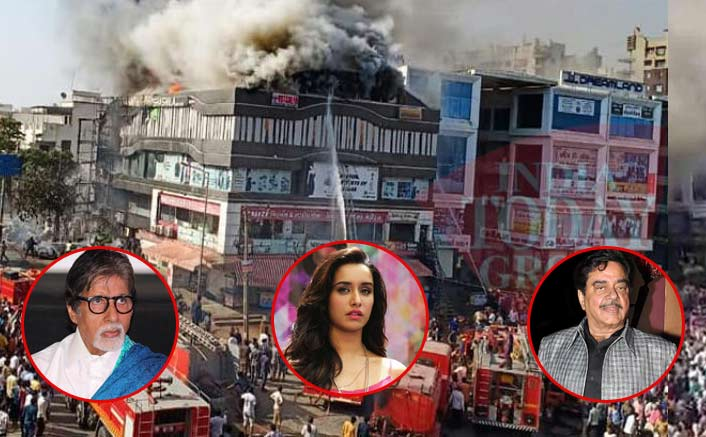 B-Town celebs express anguish over Surat fire tragedy
