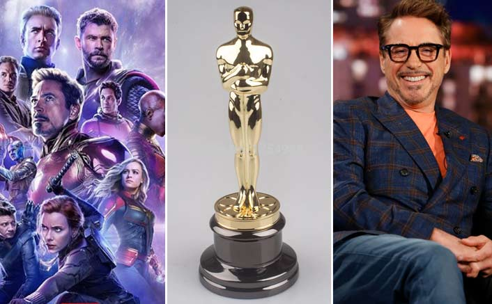 Best Actor Oscars 2020.Breaking Avengers Endgame For Best Picture Robert Downey