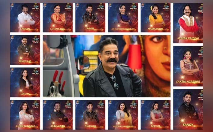 Bigg Boss Tamil Season 3: Here's The List Of Final 15