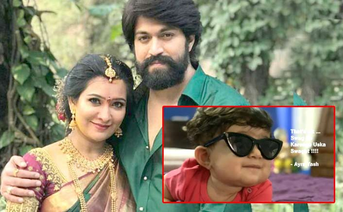 KGF Actor Yash & Wife Radhika Announce Their 2nd Baby In The