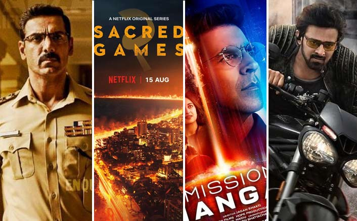 Batla House, Mission Mangal, Saaho Or Sacred Games – Which
