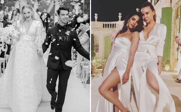 Sophie Turner Wedding.Amidst Joe Jonas Sophie Turner S Wedding Picture Priyanka Chopra