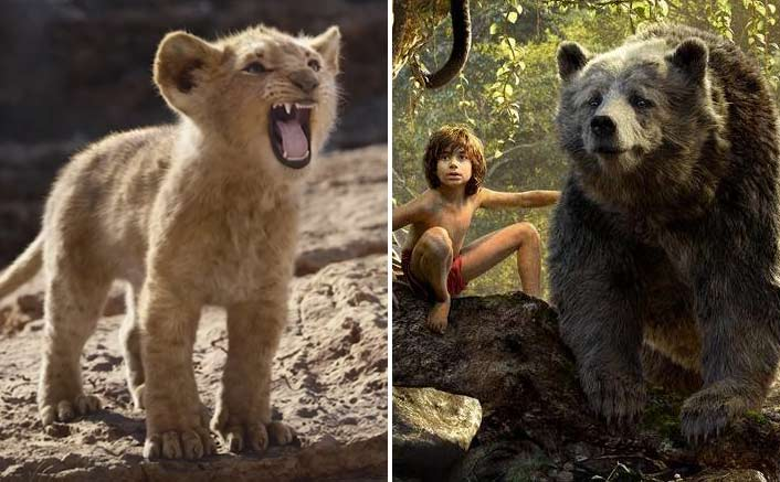 The Lion King Vs The Jungle Book Day Wise Trending At The