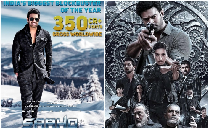 Superstar Prabhas crosses another milestone; collects whopping number of 350 cr worldwide in just 5 days