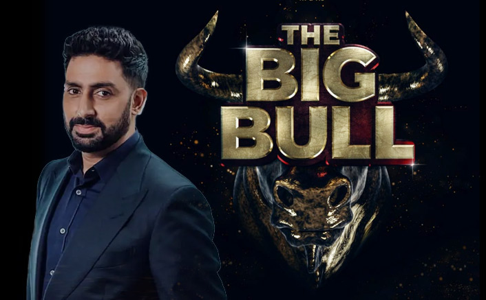 The Big Bull: Abhishek Bachchan Shares First Poster Of His Next Under Ajay  Devgn's Production