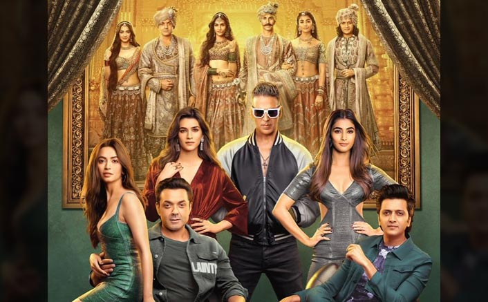 Image result for latest images of housefull 4 team