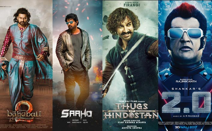 Saaho Box Office (All Languages): All Time 2nd Biggest