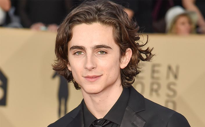 Timothee Chalamet is 'still learning' as an actor