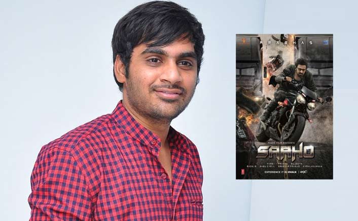 With Saaho, Director Sujeeth Debuts In Koimoi Directors' Box