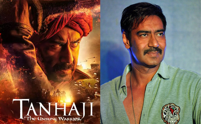 Image result for ajay devgan tanaji movie trailer release mass hit or flop