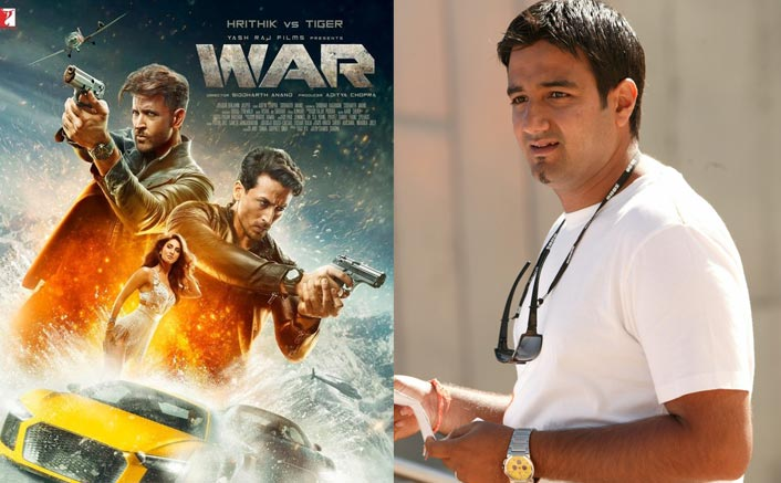 War Box Office With 200 Crores Director Siddharth Anand Jumps Up In Directors Box Office Power Index