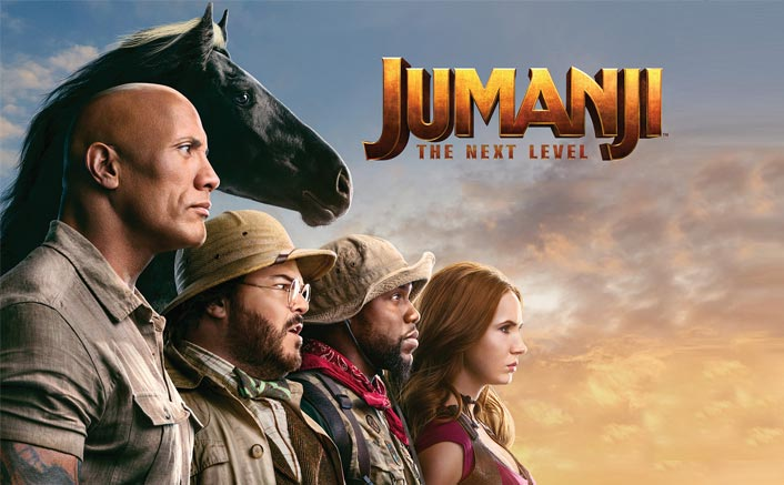 Jumanji The Next Level Box Office Day 1 Early Trends