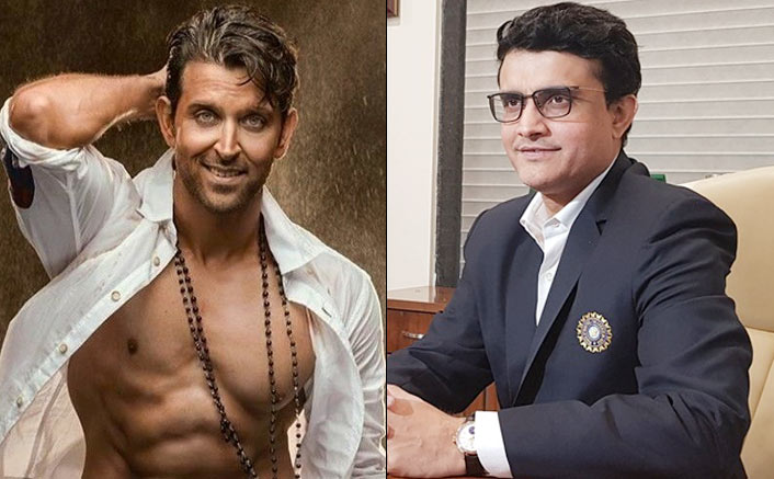 Hrithik Roshan In Sourav Ganguly Biopic? Here's What Dada Thinks So!