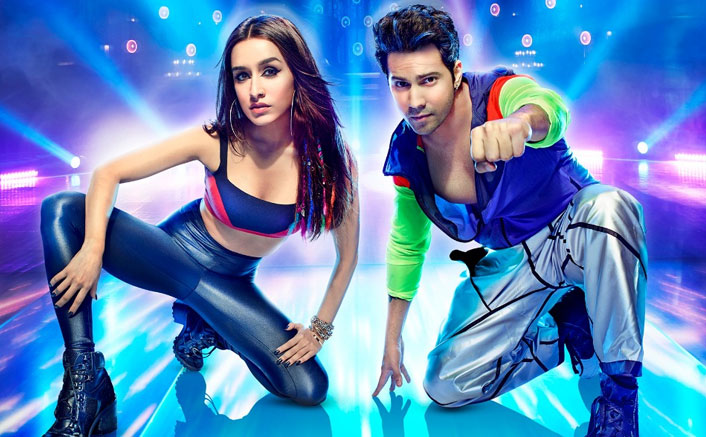 Image result for street dancer poster