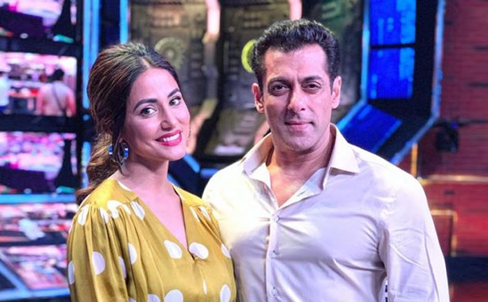 Bigg Boss 13 Hina Khan Is Back In The House But With A Twist