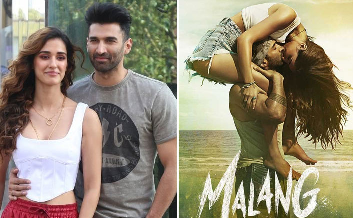 Aditya Roy Kapur On Malang S Kissing Poster With Disha Patani I Ve Been Telling People Don T Try This At Home