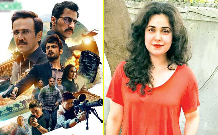 Meher Vij Talks About The Training That She Underwent For Her Action Avatar  In Neeraj Pandey's Special Ops