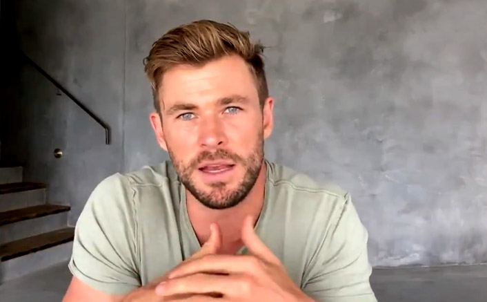 Chris Hemsworth Aka Thor Announces Trailer Release Date Of Extraction With A Special Message For His Indian Fans