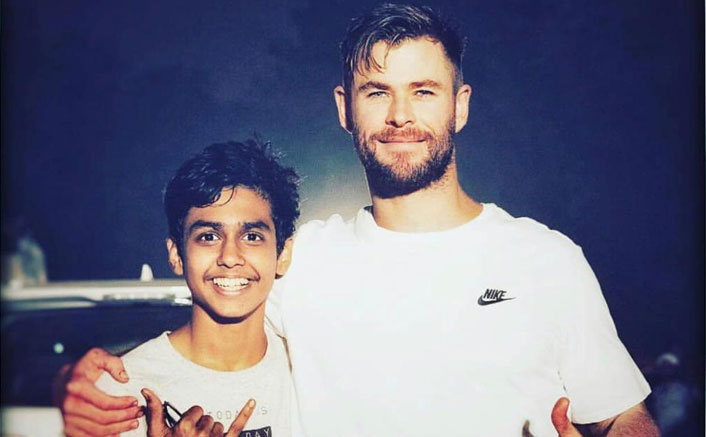 Exclusive Extraction Actor Rudhraksh Jaiswal Reveals The Fake Spider Man Spoiler Chris Hemsworth Gave Him About Avengers Endgame